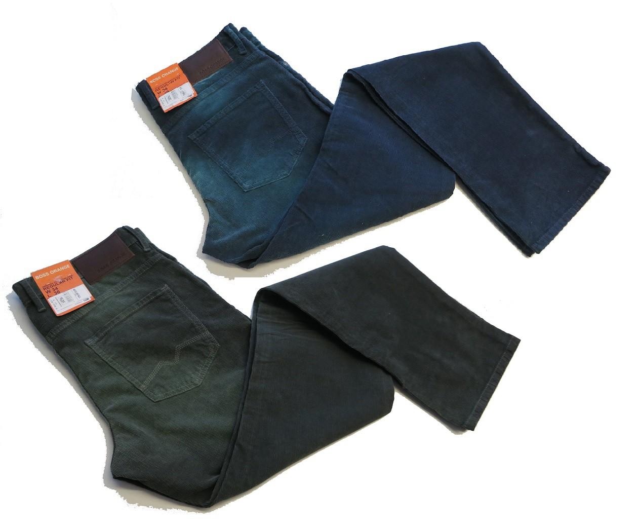 boss orange 24 barcelona crack herren cord kord jeans hose. Black Bedroom Furniture Sets. Home Design Ideas
